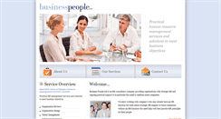 Preview of businesspeople.co.nz